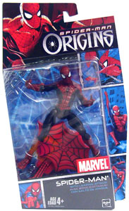 Hero Action - Spider-Man With Leaping Attack
