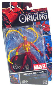 Hero Action - Iron Spider-Man