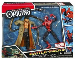 Spiderman Origins - Battle Pack: Doc Ock and Spiderman
