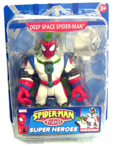 Deep Space Spider-Man