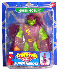 Spider-Man and Friends Green Goblin