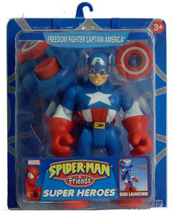 Freedom Fighter Captain America