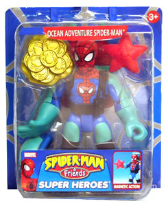 Ocean Adventure Spider-Man