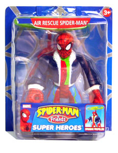 Air Rescue Spider-Man