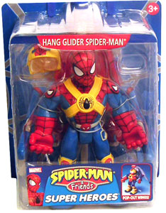 Hang Glider Spider-Man
