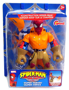 Spider-Man and Friends - Construction Spider-Man