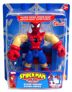 Spiderman & Friends - Super Swing Spider-Man