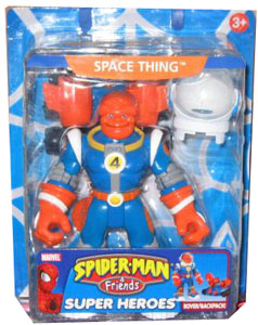 Spiderman & Friends - Space Thing