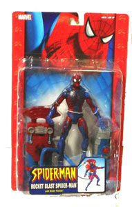 Rocket Blast Spider-Man
