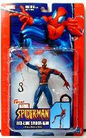 Web Line Spider Man