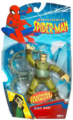 Spectacular Spider-Man: Doctor Octopus