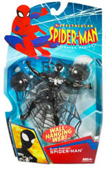 Spectacular Spider-Man: Black Suited Spider-Man