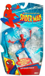 Spectacular Spider-Man: Wall Hanging Web Spider-Man