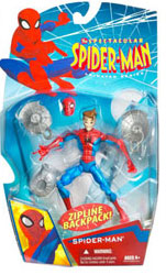 Spectacular Spider-Man: Zipline Backpack Peter Parker