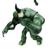 Spectacular Spider-Man: Rhino with Horn Smash