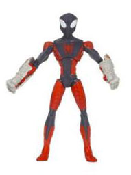 Spectacular Spider-Man: Spider-Man with Shock Gloves