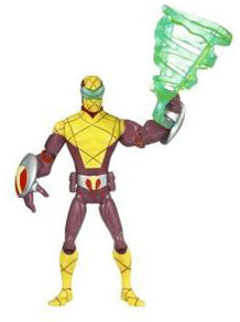 Spectacular Spider-Man: Shocker