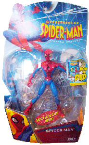 Spectacular Spider-Man: Suction Cup Web Spider-Man