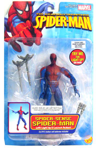 Light-up and Launch Spider-Sense Spider-Man
