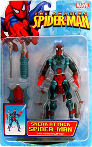 Sneak Attack Spider-Man Series 19