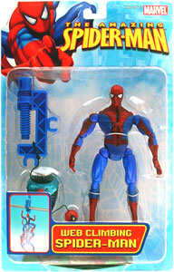 Web Climbing Spider-Man Series 19