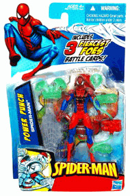 3.75-Inch Power Punch Spider-Man