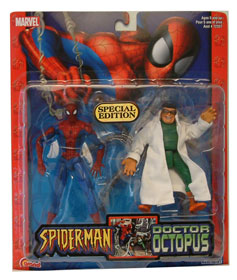 Spider-man and Doc Ock 2 - Pack - DAMAGED PACKAGE