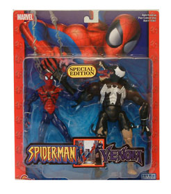 Spider-Man and Venom 2 - Pack