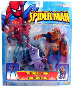 Spider-Man Vs. Hobgoblin