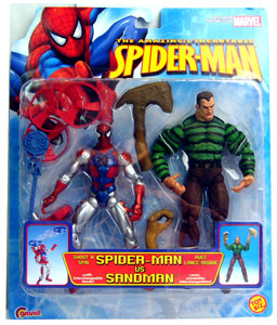 Spider-Man Vs. Sandman