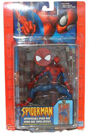 Super-Poseable Spider-Man Classic