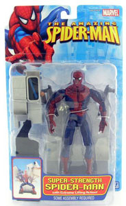 Spider-Strength Spider-Man