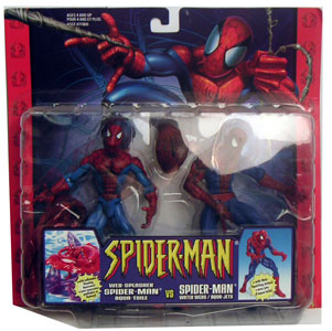 Web-Splasher Spiderman Vs Water Webs Spiderman 2 - Pack