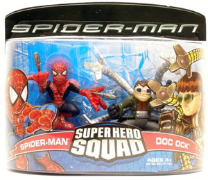 Super Hero Squad: Spider-Man and Doc Ock
