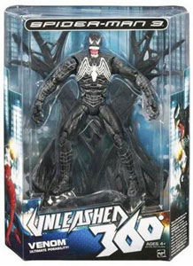 Unleashed 360 - Spider-Man 3 Movie - Venom