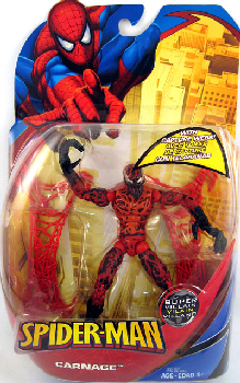 Spider-Man Villain Trilogy - Carnage