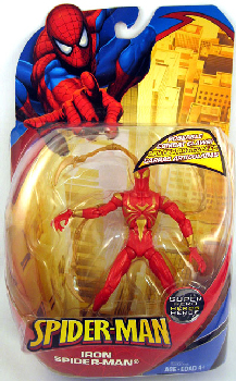 Spider-Man Villain Trilogy - Iron Spider-Man