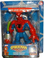Web Grab Spider-Man