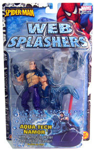 Web Splashers - AQUA Tech Namor