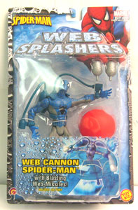 Web Splashers - Web Cannon Spiderman
