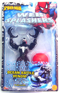 Web Splashers - Ocean Battle Venom