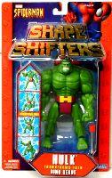 Hulk in Green ShapeShifter