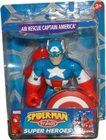 Air Rescue Captain America