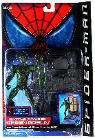 Spider-Man Movie: Battle Green Goblin