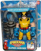 Claw Catch Wolverine