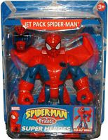 Jet Pack Spider-Man
