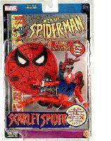 Scarlet Spider Man