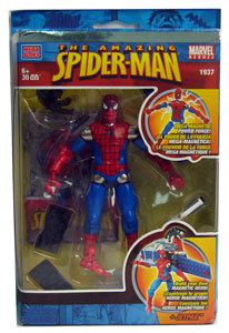 Mega Bloks - The Amazing Spider-Man