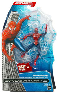 Spider-Man 3 Super Articulated