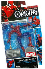 Hero Action - SpiderMan With Shoot N Grab